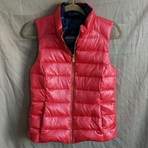 Tommy Bahama puffer vest size XS